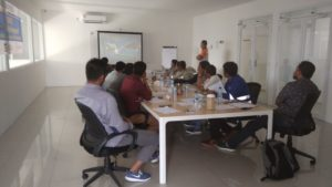 Training Coal Management KE-TI 6